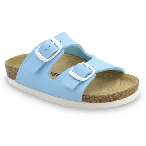 ARIZONA pantofle pro děti - koženka (23-29)