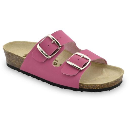 ARIZONA pantofle pro dámy - kůže (36-42)