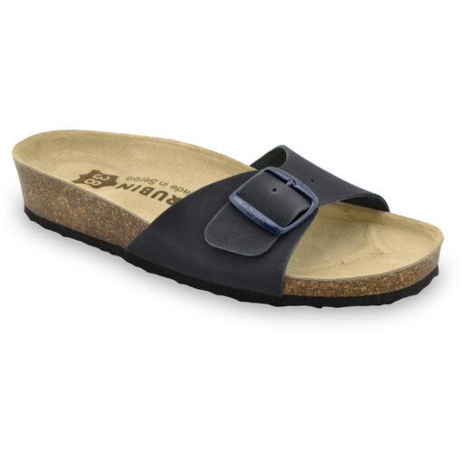 MADRID pantofle pro dámy - kůže (36-42)