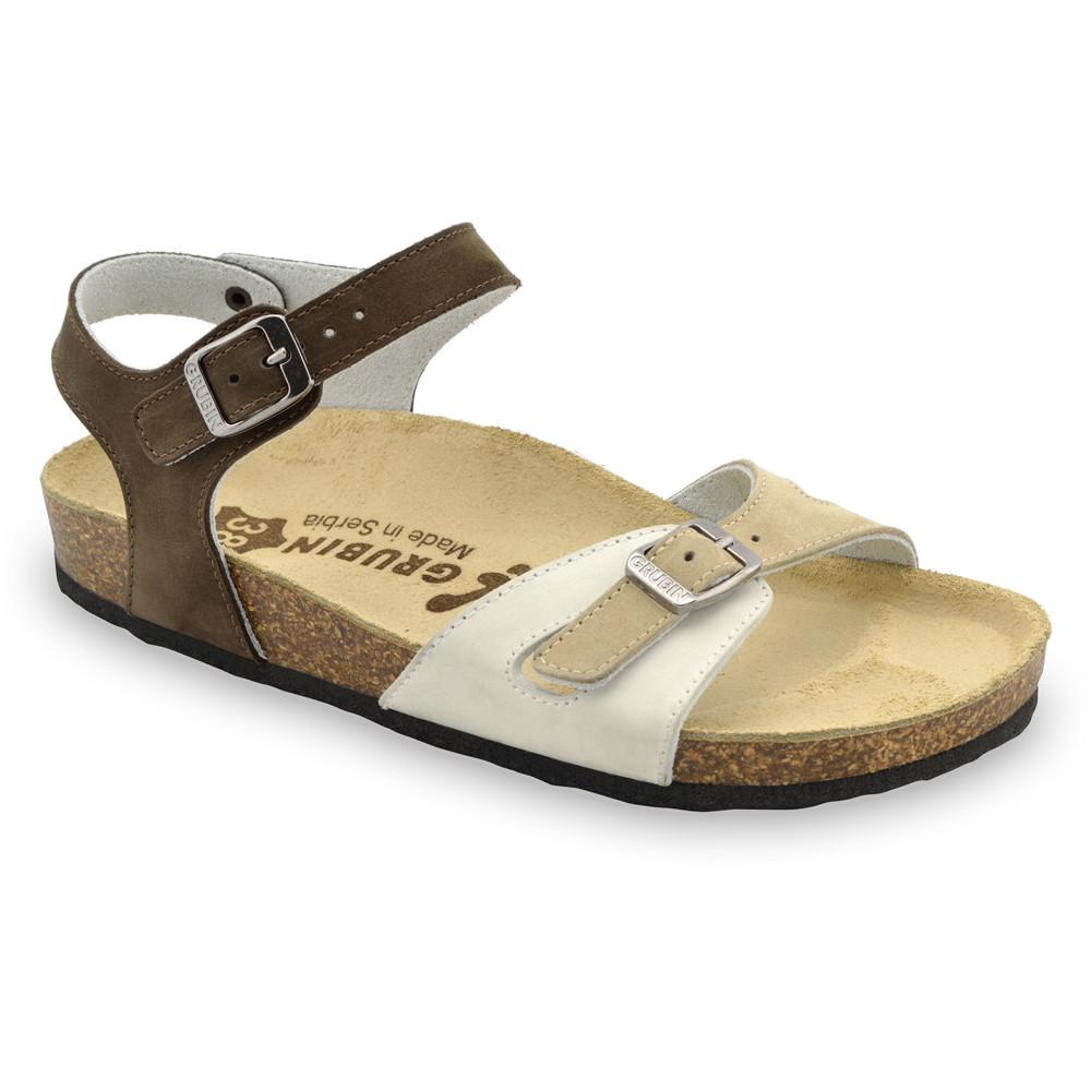 RIO sandály pro dámy - kůže (36-42)