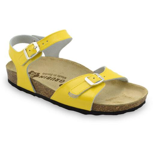 RIO kožené dámské sandály (36-42)