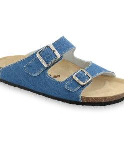 KAIRO pantofle pro pány - tkanina (40-49)