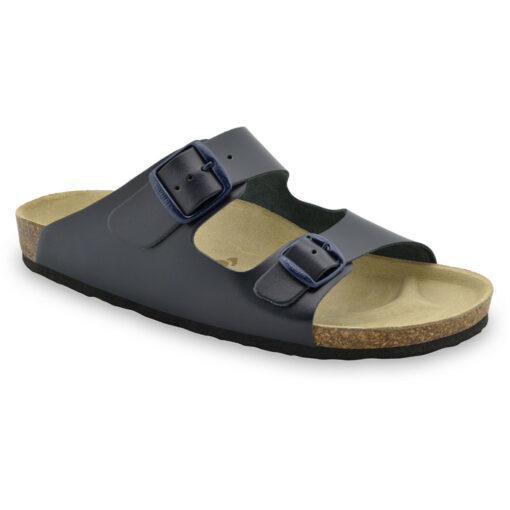 KAIRO pantofle pro pány - kůže (40-49)