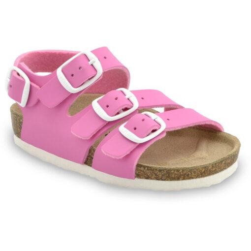 CAMBERA sandály pro děti - koženka (30-35)
