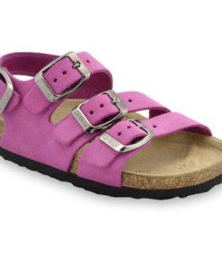 CAMBER kožené dětské sandály (30-35)