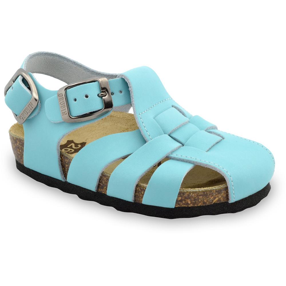 PAPILIO sandály pro děti - kůže (23-30)