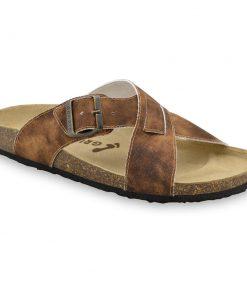 BORSALLINO pantofle pro pány - tkanina (40-49)