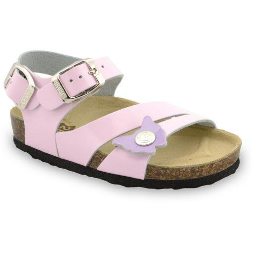 KATY sandály pro děti - kůže (23-29)