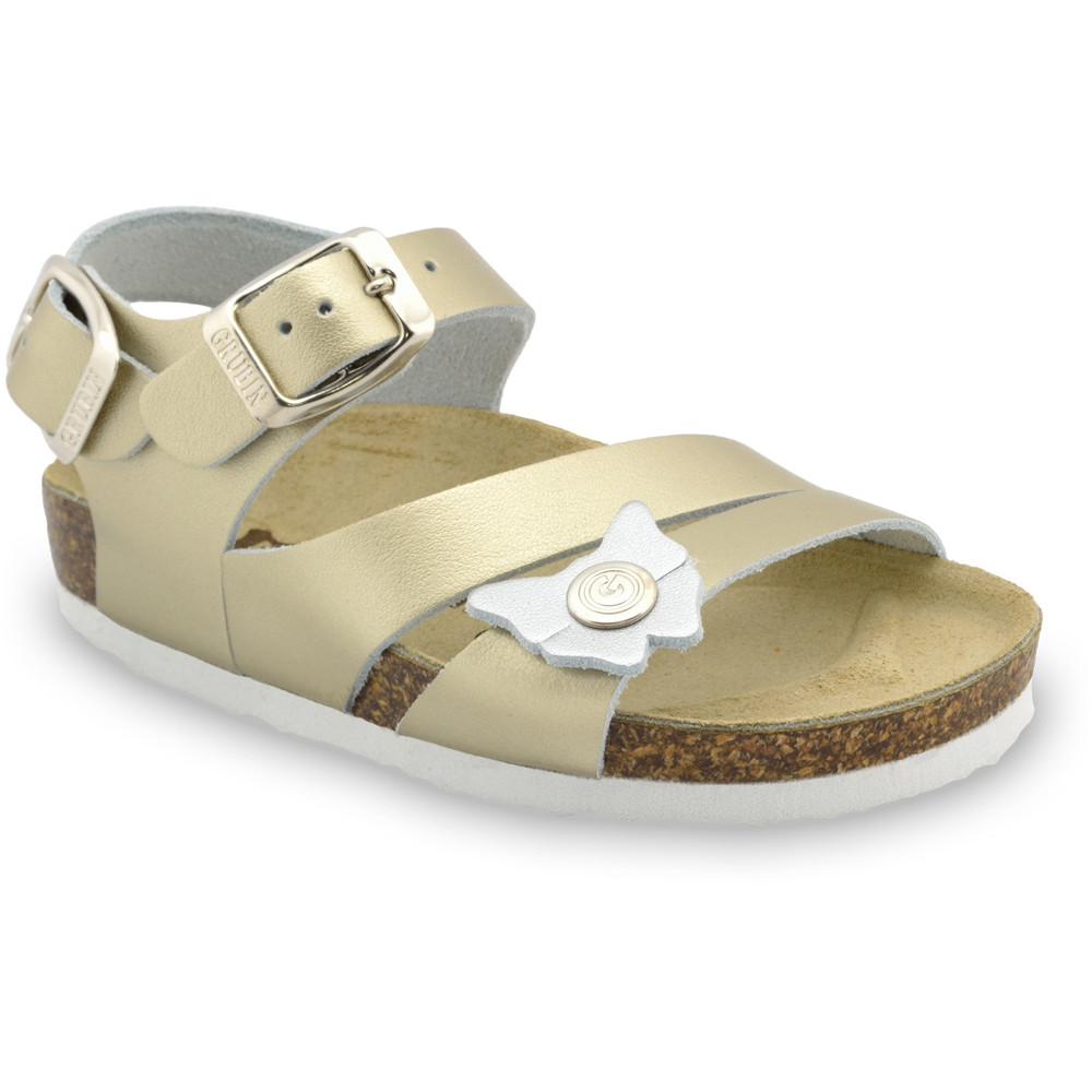 KATY kožené dětské sandály (30-35)