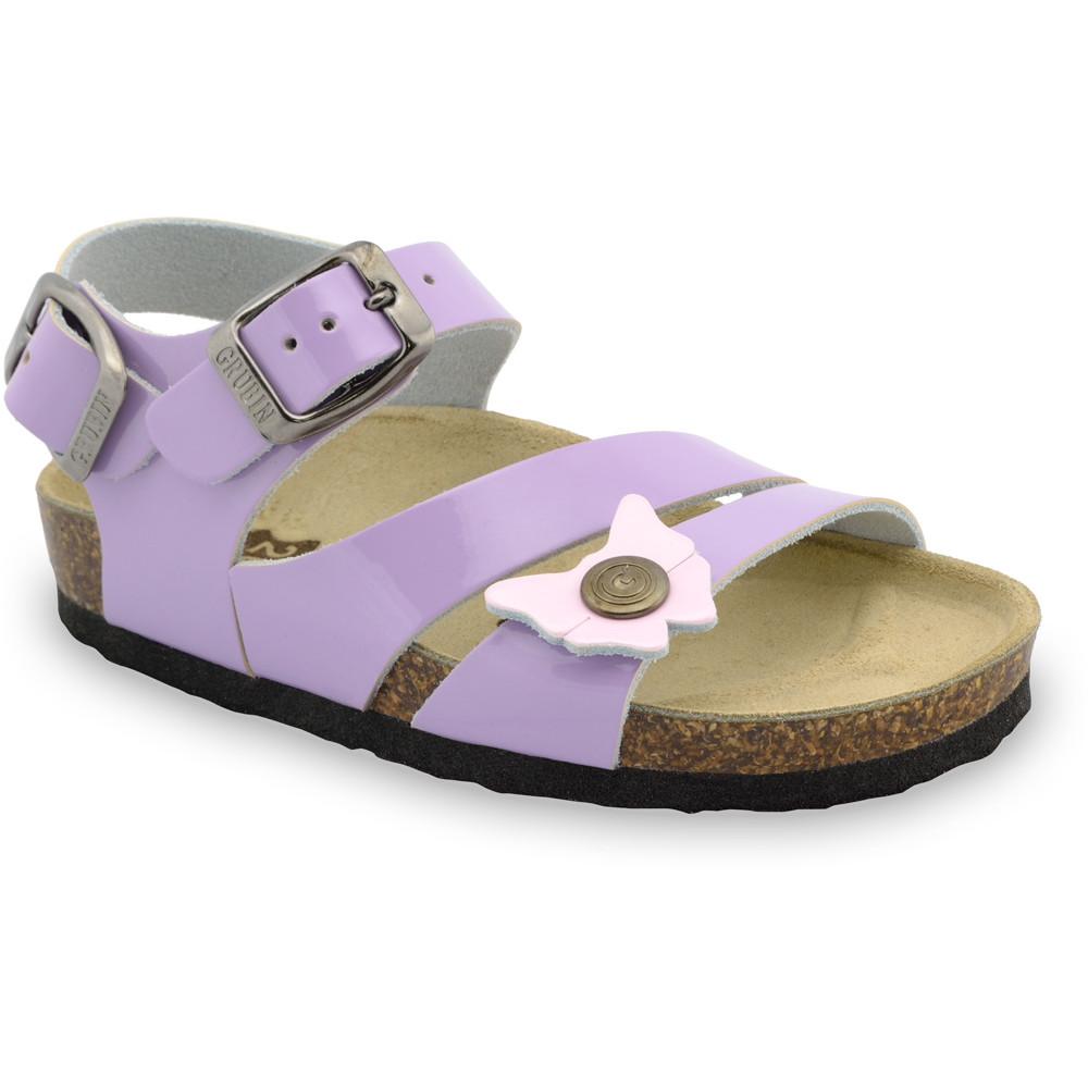 KATY sandály pro děti - kůže (30-35)
