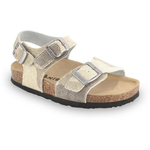 ROBY sandály pro děti - tkanina (23-29)