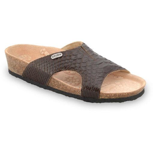 MARTINA pantofle pro dámy - kůže (37-41)