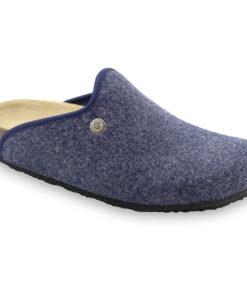 CAKI domácí zimní obuv pro dámy - plsť (36-42)