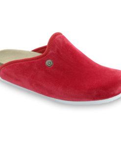 CAKI domácí zimní obuv pro dámy - plyš (36-42)