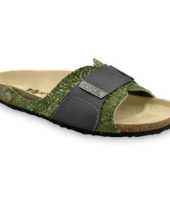 DARKO pantofle pro pány - kůže (40-49)