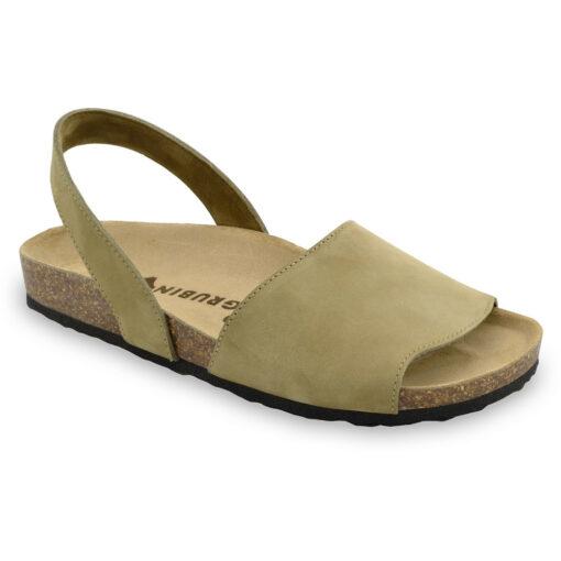 BOSS sandály pro pány - kůže nubuk (40-49)
