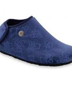 DARIJA domácí zimní obuv pro děti - plyš (30-35)