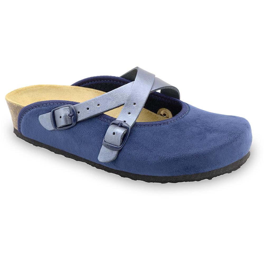 AFRODITA domácí zimní obuv pro dámy - plyš (36-42)