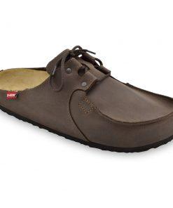 BOSFOR boty pro pány - kůže (40-49)