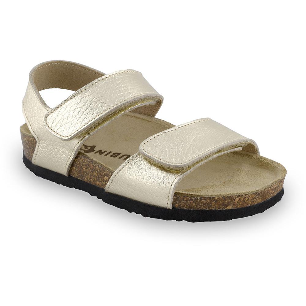 DIONIS sandály pro děti - kůže (23-29)