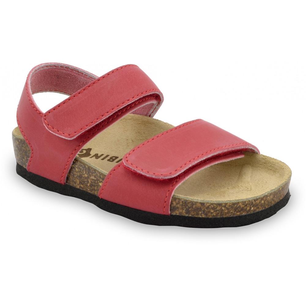 DIONIS sandály pro děti - kůže (30-35)