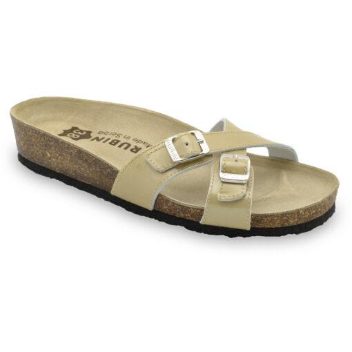 MODENA kožené dámské pantofle (36-42)