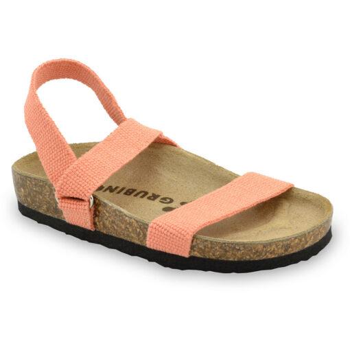 RAMONA sandály pro děti - tkanina (23-29)