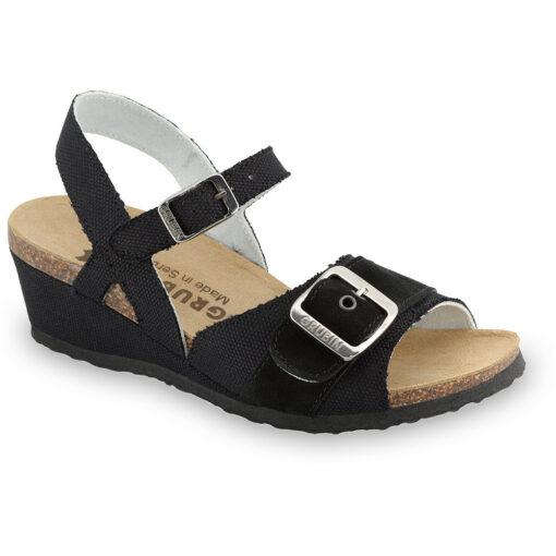 TIMEA sandály pro dámy - tkanina (36-42)