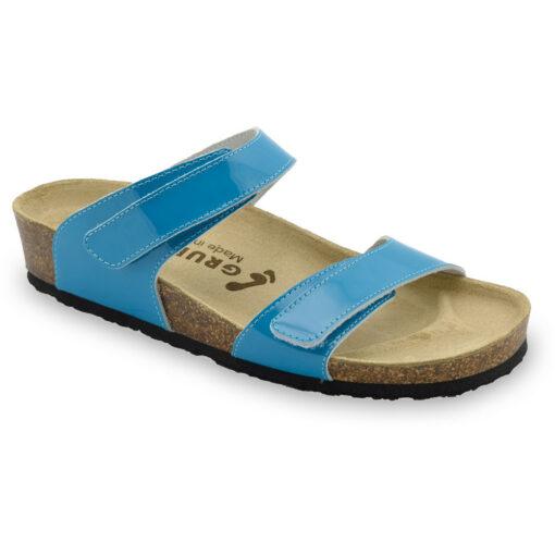 HIGIJA pantofle pro dámy - kůže (36-42)
