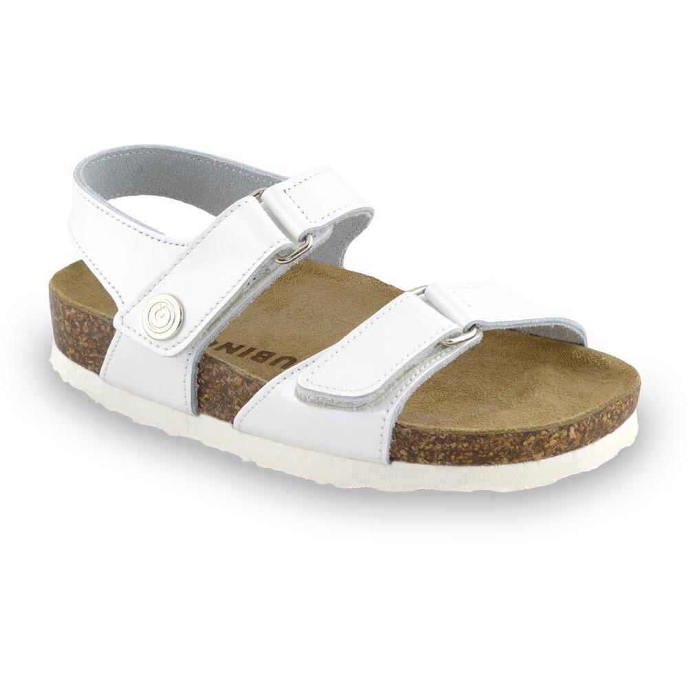 RAFAELO sandály pro děti - kůže (23-29)