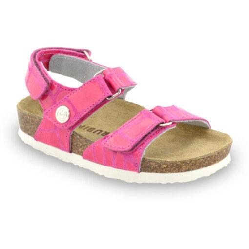 DONATELO sandály pro děti - kůže (23-29)