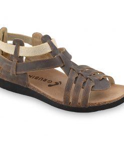 ANASTASIJA sandály pro dámy - kůže (36-42)