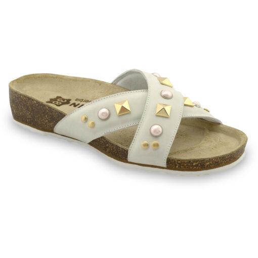 CHLOE pantofle pro dámy - kůže (36-42)