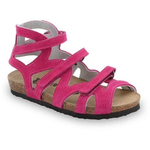 MERIDA sandály pro děti - kůže (25-29)