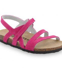 BELLE sandály pro děti - kůže (25-29)