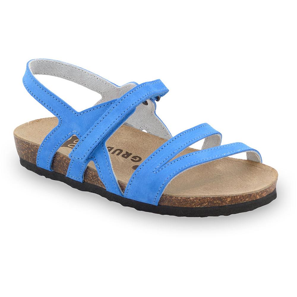 BELLE sandály pro děti - kůže (30-35)