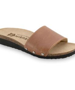 ALBINA pantofle pro dámy - kůže (36-42)