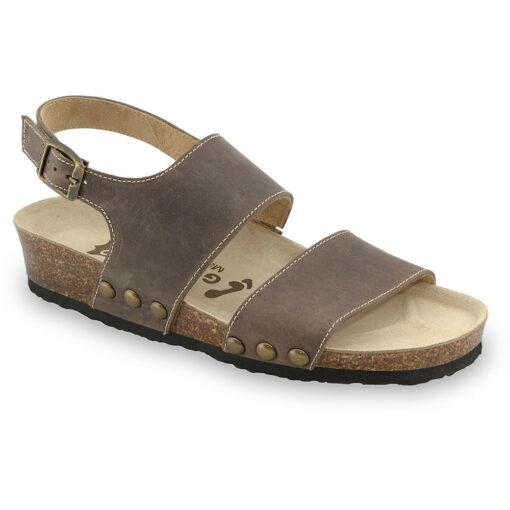 CHARLOTTE sandály pro dámy - kůže (36-42)