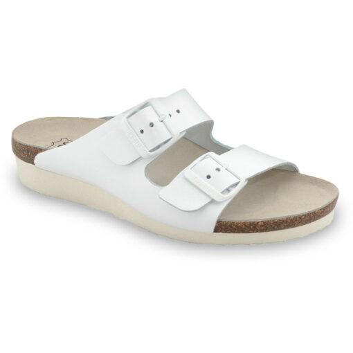 TULSA papuče silverplus - kůže (36-42)