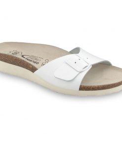 TOPEKA papuče silverplus - kůže (36-42)