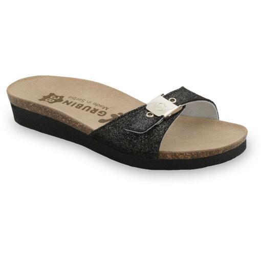 PATAGONIA Kožené dámské pantofle (36-42)